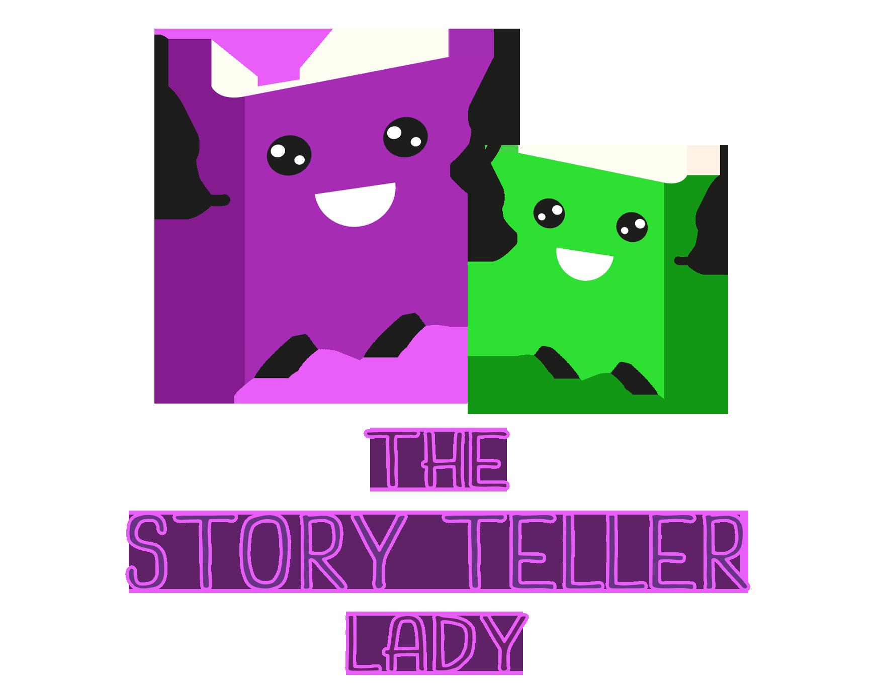 Story Teller Lady
